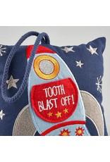 Floss & Rock Floss & Rock Tooth Fairy Cushion