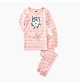 Tea Collection Tea Collection Wise Owl Graphic Pajamas