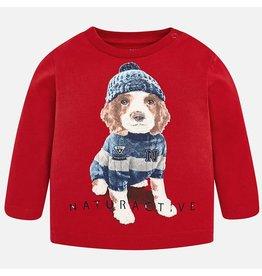 Mayoral Mayoral L/S Dog T-Shirt