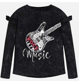 Mayoral Mayoral L/S Guitar Shirt