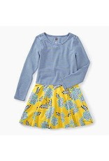 Tea Collection Tea Collection Skirted Dress L/S