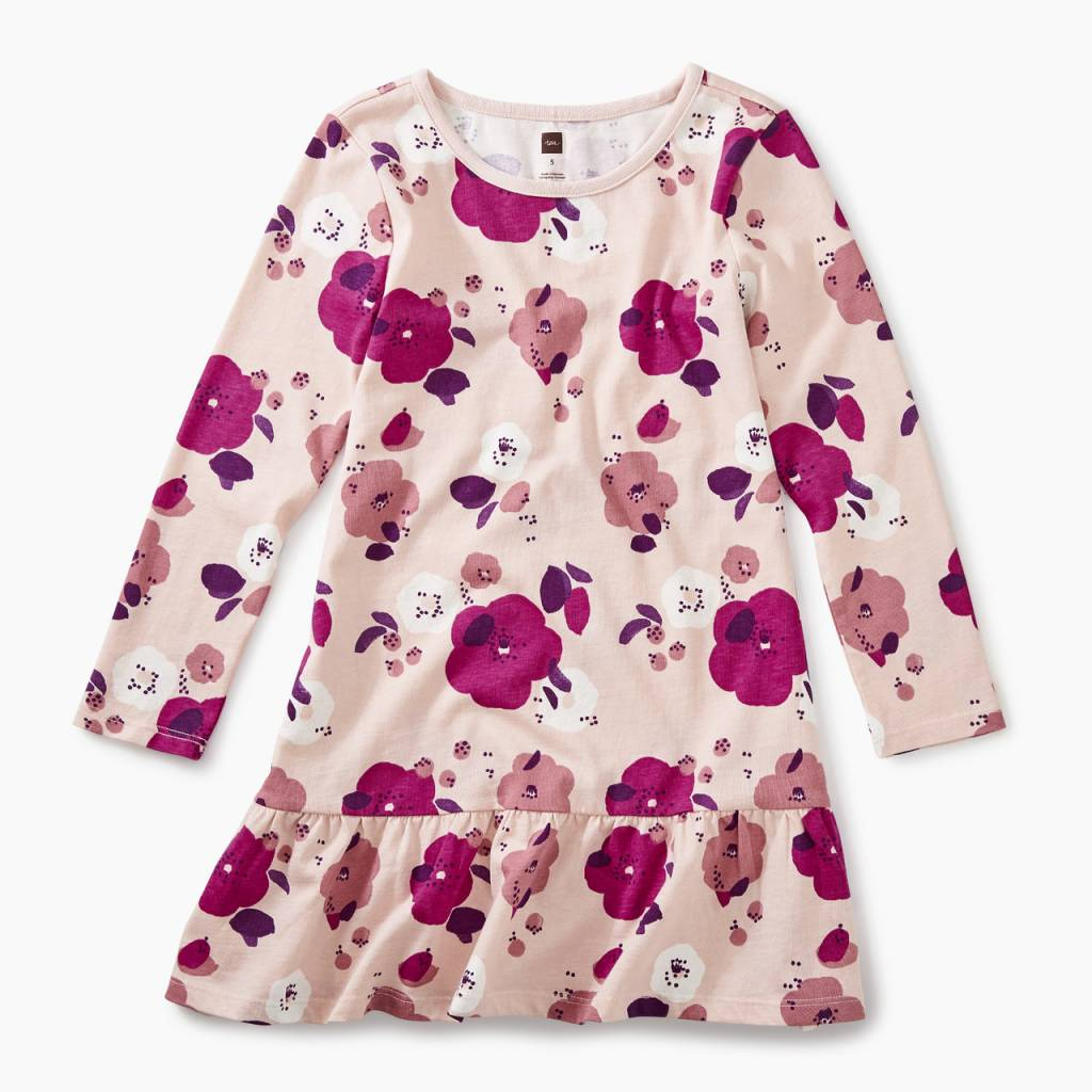 Tea Collection Tea Collection Printed Ruffle Dress