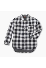Tea Collection Tea Collection Double Weave Easy Shirt
