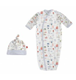 Magnificent Baby Magnetic Me Little Voyager Modal Gown Set