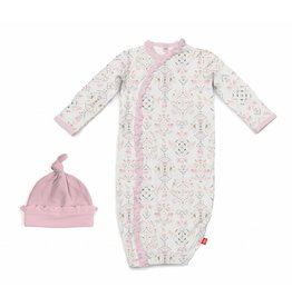 Magnificent Baby Magnetic Me Boho Bebe Modal Gown Set