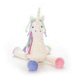 """Jellycat JellyCat Lollopylou Unicorn Chime H11"""""""