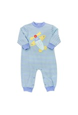 Bailey Boys Bailey Boys Airplane Knit Romper