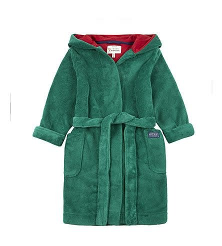 Joules Joules Mark Dino Novelty Dressing Gown