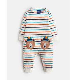 Joules Joules Fife Footless Babygrow