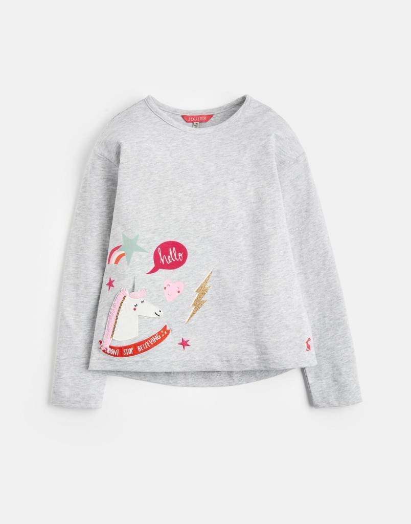 Joules Joules Older Raya Jersey T Shirt