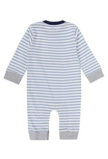 Lilly + Sid Lilly + Sid Applique Stripe Playsuit