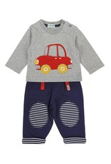 Lilly + Sid Lilly + Sid Reversible Applique Vehicle Set