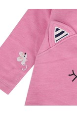 Lilly + Sid Lilly + Sid Cat and Mouse Sweatshirt Set