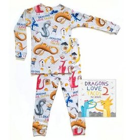 Books To Bed Books to Bed PJ Set