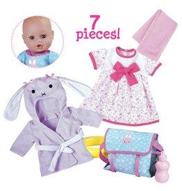 Adora Adora Bath Time Baby Gift Set