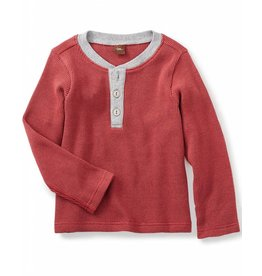 Tea Collection Tea Collection Thermal Henley