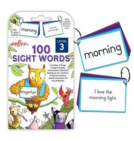 Eeboo Eeboo 100 Sight Words
