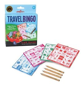 Eeboo Eeboo Travel Bingo Card Game