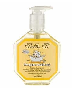 Bella B Bee Gone Cradle Cap Shampoo
