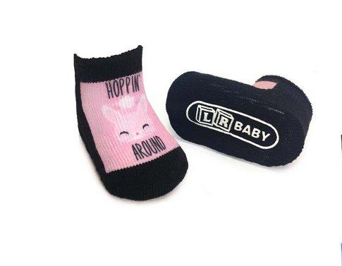Living Royal Hoppin Around Baby Sock