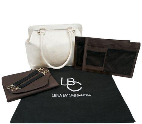Lena by Cassandra Cassandra Diaper Bag