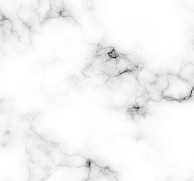 Frankie Print Co. Small White Marble Pillow