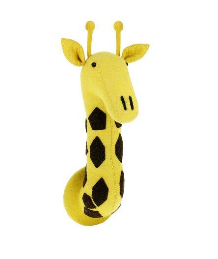 Fiona Walker Ombre Medium Giraffe Head