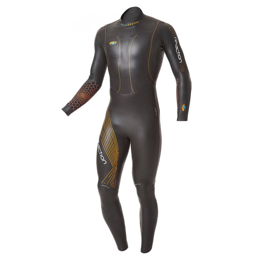 Blue Seventy Blueseventy Reaction Men's Wetsuit 2016