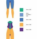 Zoot Zoot Women's Wahine 1 Sleeveless Wetsuit