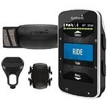 Garmin Garmin GPS Cycling Computer Edge 520 Bundle with Heart Rate and Cadence Monitor: Black