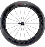 Zipp Speed Weaponry Zipp 808 Firecrest Carbon Clincher Front Wheel, 700c, V3, Black Decal