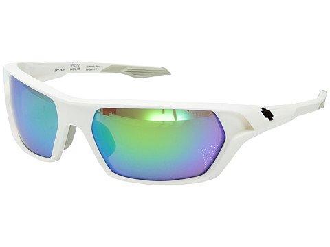 Spy SPY Quanta Ansi Rx Matte White - Bronzew/Green Spectra