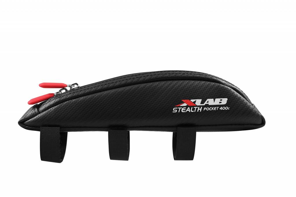 XLab XLAB Stealth Pocket 400c Frame Bag: Carbon