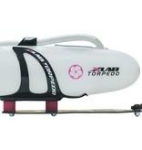 XLab XLAB Torpedo Carbon Aero Water Bottle Cage: Black