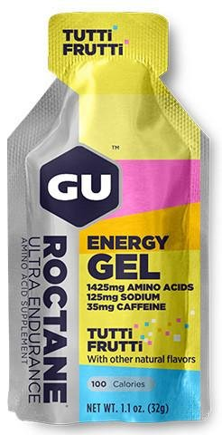 GU GU Roctane Energy Gel Box