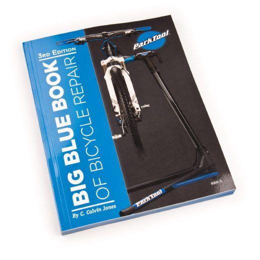 Park Park Tool BBB-3: Big Blue Book Bicycle Repair and Maintenance Guide