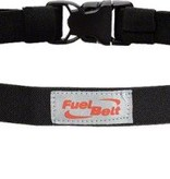Fuelbelt FuelBelt Reflective Race Number Belt: Black; One Size