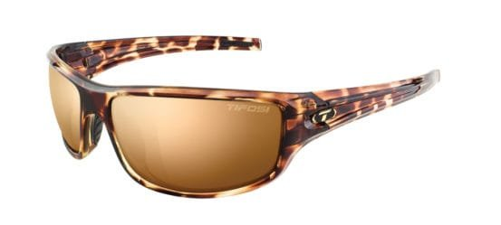 Tifosi Tifosi Bronx, Tortoise, Brown Polarized Lenses