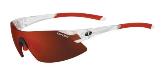 Tifosi Tifosi Podium XC, Matte Crystal Interchangeable Sunglasses