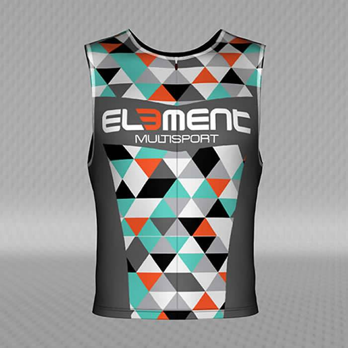 Jakroo Element Women's Elite Pro Tri Top