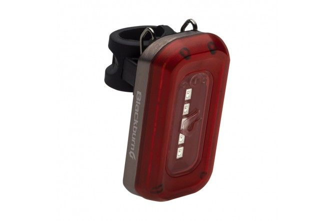 Blackburn Blackburn CENTRAL 50 REAR LIGHT BLACK