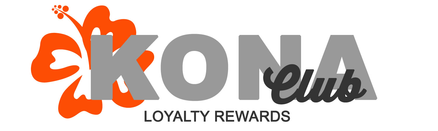 Kona Club Loyalty Rewards