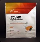 Infinit Infinit Nutrition Go Far Energy Drink Mix: Orange 18 Serving Bag