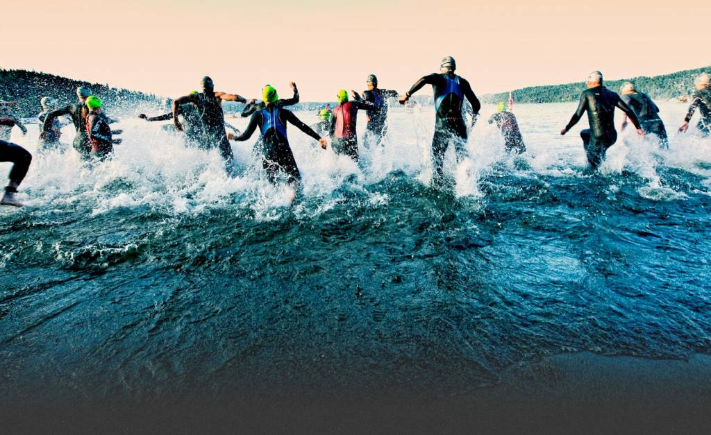 Your First Triathlon: Compete For Fun, Work Like A Winner
