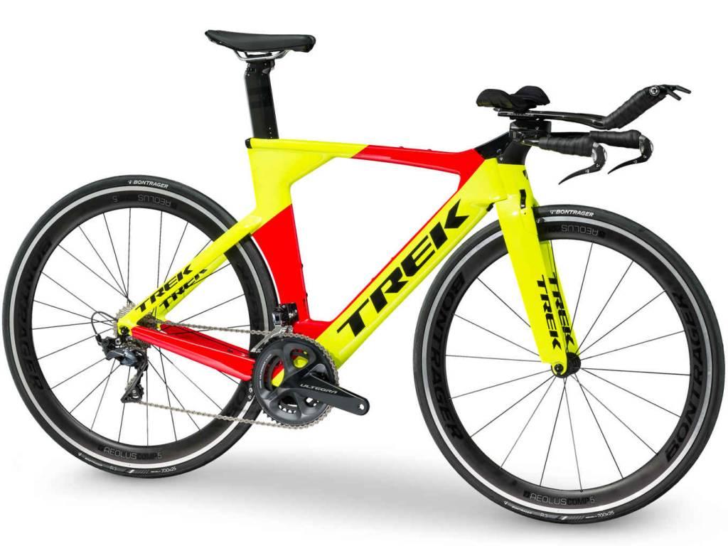 Trek Trek Speed Concept Radioactive Yellow/Viper Red
