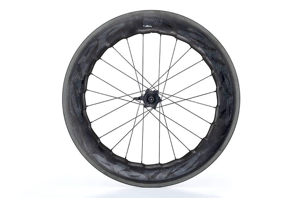 Zipp Speed Weaponry Zipp 858 NSW CC RB Rear Wheel