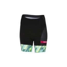 Castelli Castelli Free Women's Tri Short Black/Pastel
