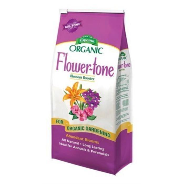 Espoma Flower Tone 4#