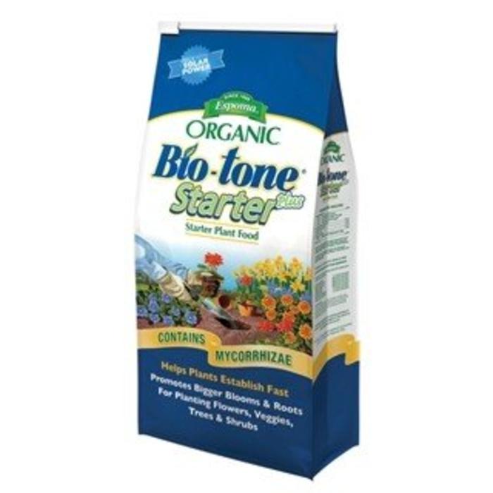 Espoma Bio Tone Starter Plus 8#
