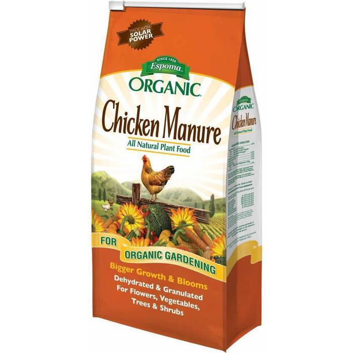 Espoma Chicken Manure 3.75#